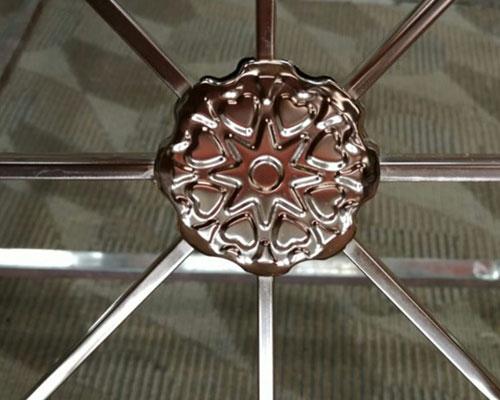 不锈钢制品特点