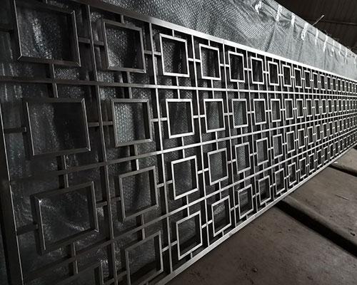 不锈钢异型定制设计